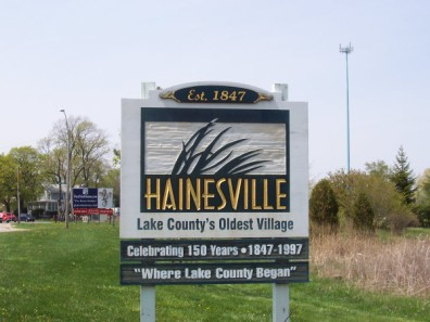Real estate appraisals in Hainesville, IL 60073